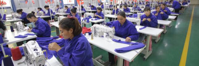 Chine: 1 produit en coton sur 5 vient d'un camp de travail ouïghour