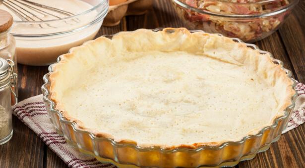recette pâte à tarte