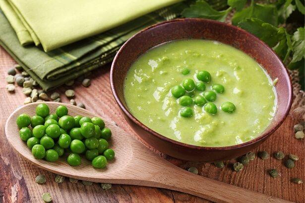 calories soupe legumes