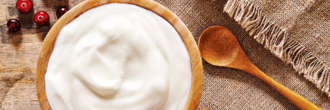 Recettes originales: que faire avec du fromage blanc?