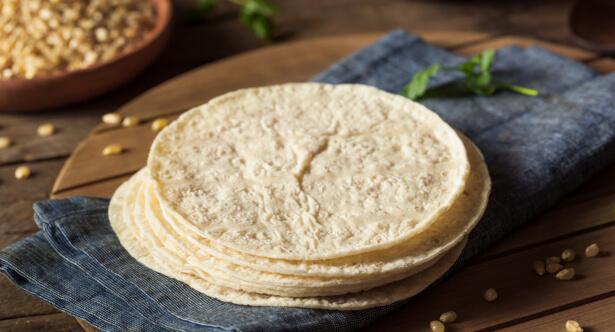 recette tortilla maison
