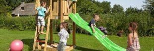 Toboggans pour enfants : ludiques et pédagogiques