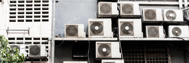 Le 'verdissement' de la climatisation, un des fers de lance de la transition écologique