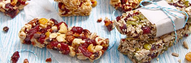 Rappel produit - Barre aux fruits secs - noix du Brésil & raisin sec - Eat Natural