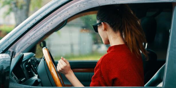 conduire fenêtres ouvertes