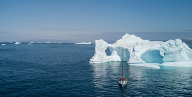 groenland fonte des glaces