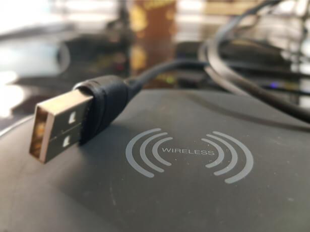 recharge sans fil
