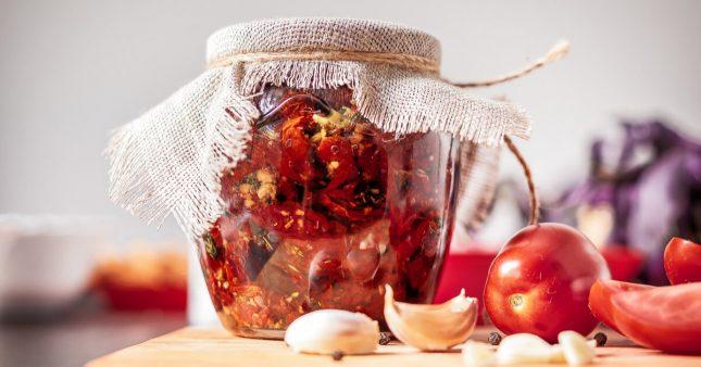 Faites vous-même vos tomates séchées!
