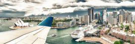 Climat: des billets d'avion vendus pour 'nulle part'