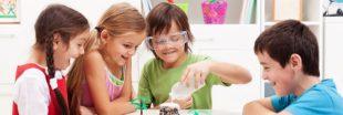4 expériences ludiques à réaliser avec les enfants