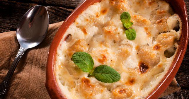 Recette: gratin de gnocchi pour mettre l'Italie dans votre assiette