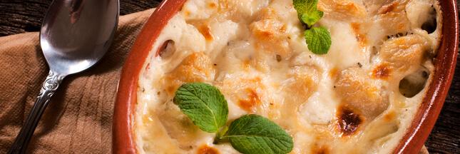 Recette : gratin de gnocchi pour mettre l'Italie dans votre assiette