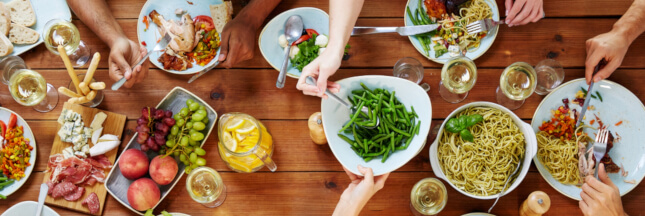 Les aliments à manger le soir et ceux à éviter