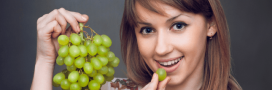 La cure de raisin: drainez votre corps