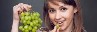 La cure de raisin : drainez votre corps