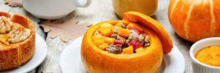 18 façons de cuisiner le potiron pour ceux qui n'aiment pas