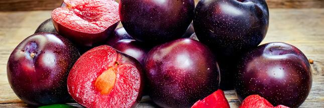 Les bienfaits de la prune : 8 bonnes raisons d'en manger