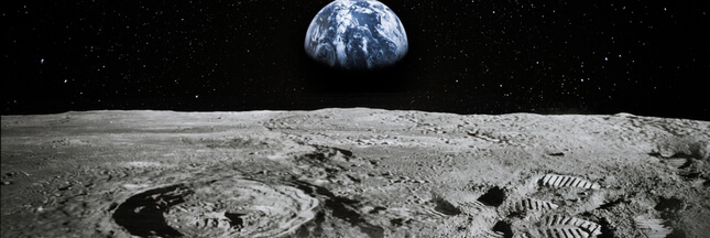Bientôt la 4G sur la Lune?