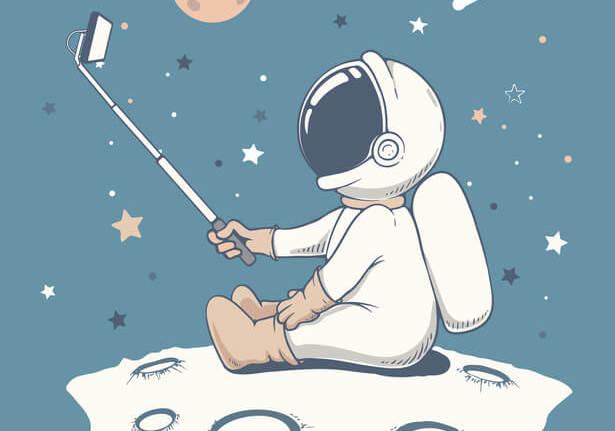 4G sur la lune