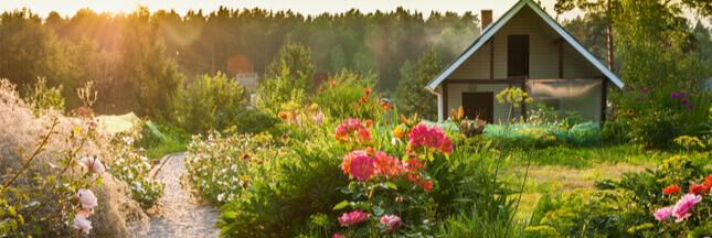10 idées écolo & pas cher pour aménager son jardin