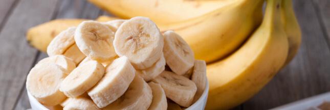 bienfait banane