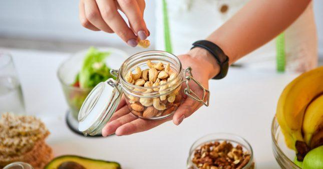 Bienfaits des noix: les fruits à coque, des atouts coeur!