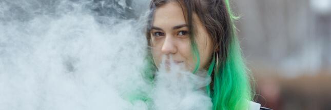 Cigarettes électroniques : des produits cancérigènes interdits dans les e-liquides