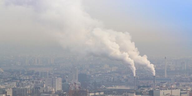 coût pollution france