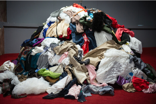 gaspillage vestimentaire