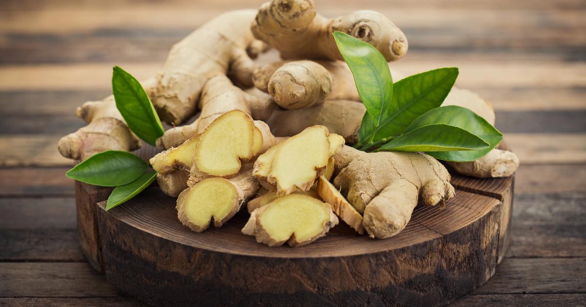 Les bienfaits du gingembre frais, gingembre confit et en poudre