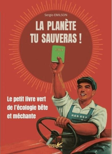 la planète tu sauveras