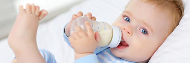 Microplastiques: les biberons en libèrent, les bébés en avalent des millions