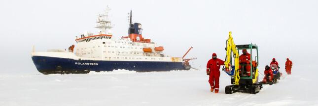 L'expédition du Polarstern rentre avec de mauvaises nouvelles du Pôle Nord