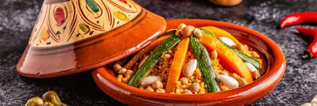 Recette traditionnelle revisitée: recettes couscous originales