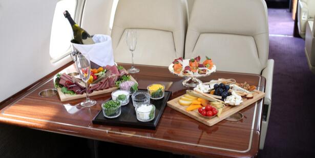 restaurant avion
