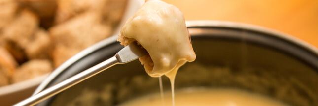 Que faire avec un reste de fondue savoyarde?