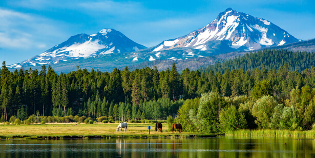 Eco tourisme Oregon