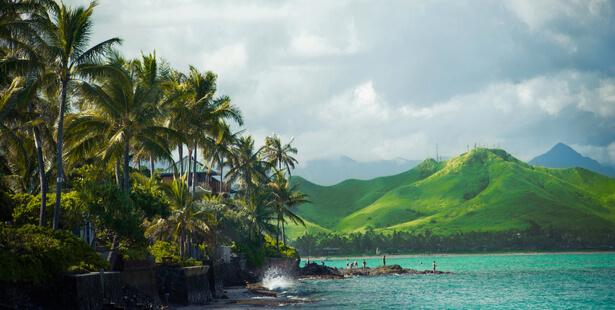 Eco tourisme Hawaii