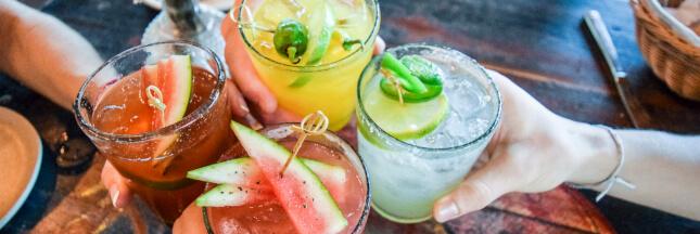 Calorie et alcool: le pire et le moins pire pour votre tour de taille