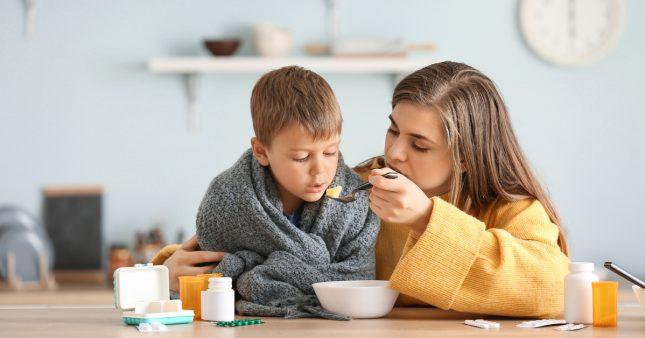 Que manger quand on est malade?