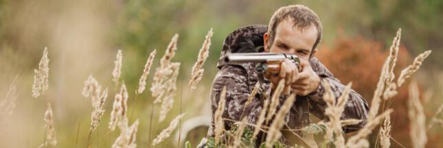 Durant le confinement, la chasse va continuer!
