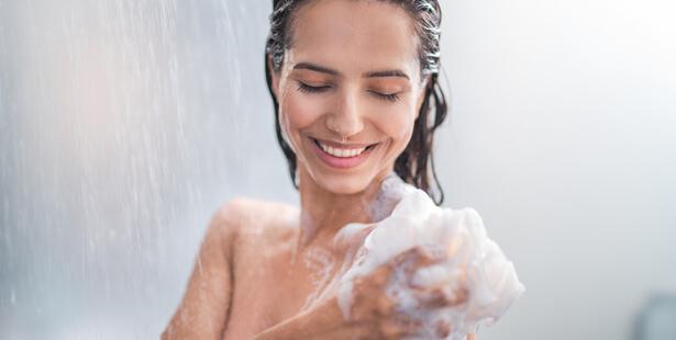 heure prendre sa douche