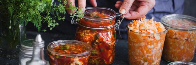 Comment utiliser les aliments et légumes fermentés dans les recettes?