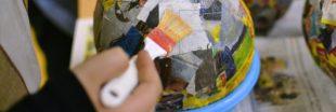 Comment faire du papier mâché ? La recette écologique