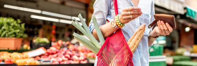 Les produits frais et locaux bientôt repérés par un logo en supermarché