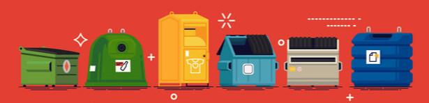 réduction des déchets aides