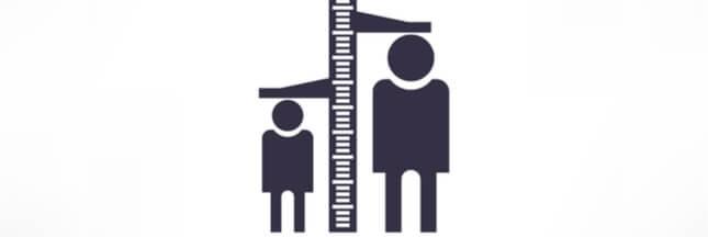 Dans quels pays les ados sont-ils les plus grands et les plus petits?