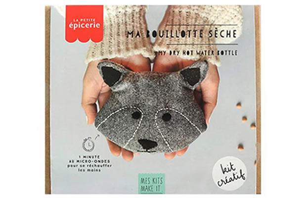 Kit Ma bouillotte sèche