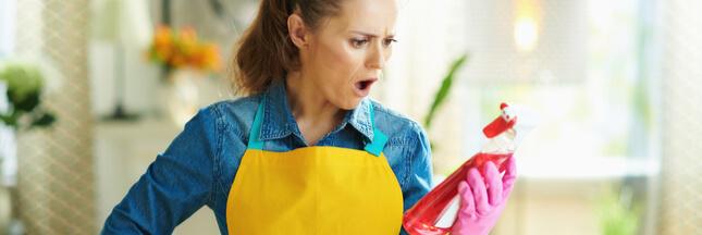 Produits ménagers: encore trop de substances indésirables et toxiques