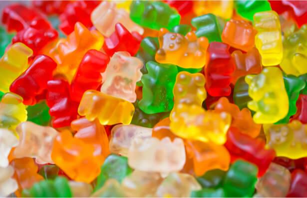 bonbon sans sucre